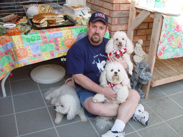 the first bichon picnic